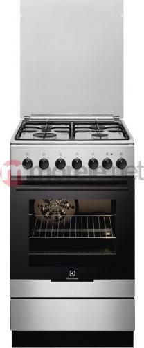 Electrolux EKK 52500 OX w Morele net -> Kuchnia Gazowo Elektryczna Electrolux
