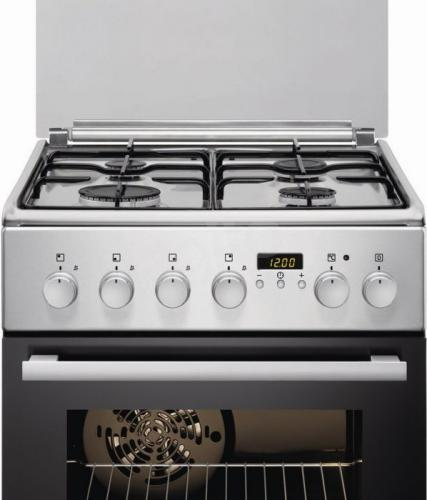 Electrolux EKK 54501 OX Stalowy w Morele net -> Kuchnia Gazowo Elektryczna Electrolux