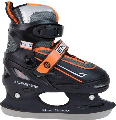 ENERO  Łyżwy hokejowe QJ-136. Rozmiar 34-37
