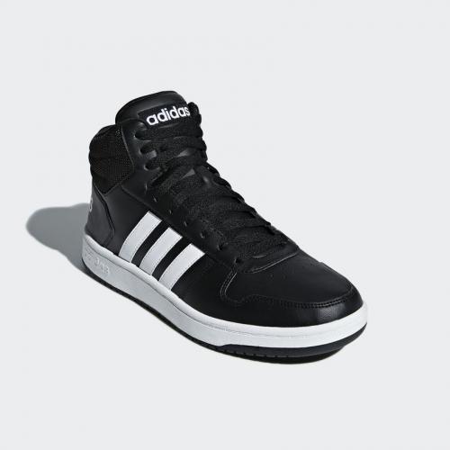 quality design 85827 18ebc Adidas Buty męskie Hoops 2.0 Mid czarne r. 44 (BB7207)