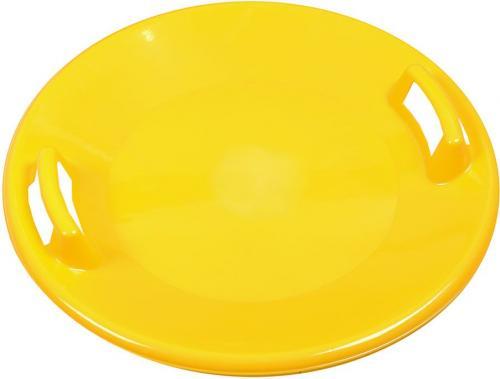Spartan Ślizg talerz Spartan Ufo żółty 60cm