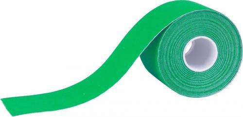 Trixline Taśma kinezjologiczna 5 m x 5 cm zielona