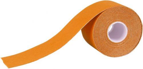 Trixline Taśma kinezjologiczna 5 m x 5 cm pomarańczowa