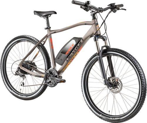 """Devron Elektryczny rower górski Devron Riddle M1.7 27,5"""" - model 2018 Kolor Neonowy, Rozmiar ramy 20,5"""""""