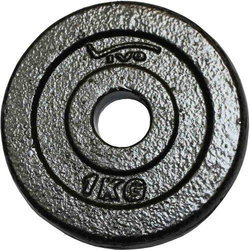 VIVO Obciążenie żeliwne czarne 1 kg (4561850)