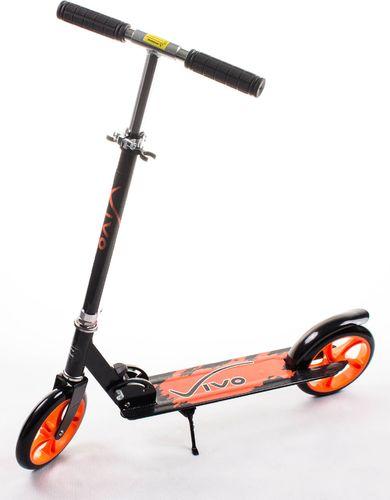 VIVO Hulajnoga AS001 200mm rjx czarno-pomarańczowa