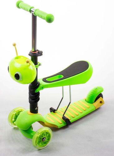 VIVO Hulajnoga 3w1 MG0023C rjx zielona