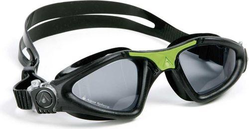 Aquasphere Okulary Kayenne ciemne szkła czarno-zielone (EP122117)