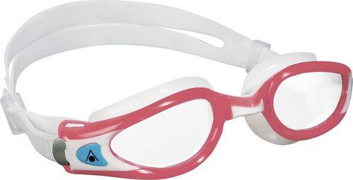 Aquasphere Okulary Kaiman Exo Lady jasne szkła czerwono-białe (EP117111)