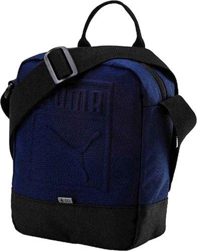 4e92ee17d6188 Puma Torba męska S Portable 2.1L granatowa (075582 02)