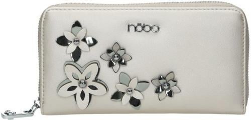 Nobo Portfel damski NPUR-E0020-C000 biały
