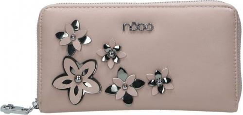 Nobo Portfel damski NPUR-E0020-C004 różowy