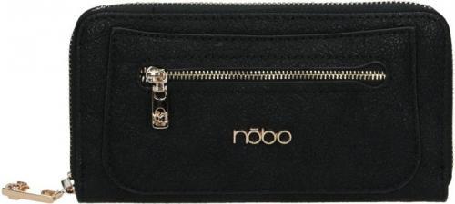 Nobo Portfel damski NPUR-E0030-C020 czarny