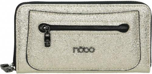 Nobo Portfel damski NPUR-E0030-C023 złoty