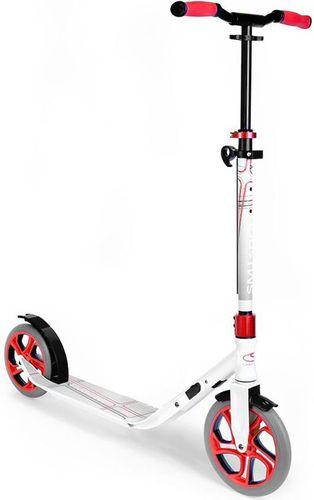 SMJ sport Hulajnoga NL-900-250/215 biało-czerwona