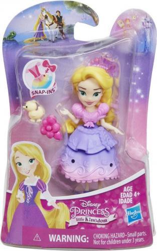 Hasbro Laleczka mini Disney Princess - Roszpunka (GXP-634093)