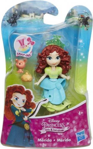 Hasbro Laleczka mini Disney Princess - Merida (GXP-634094)