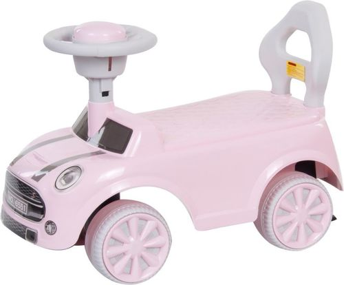 Sun Baby Jeździk Rebel Mini - różowy