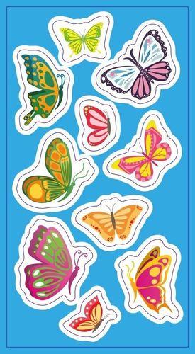 Ranok Naklejki Motyle