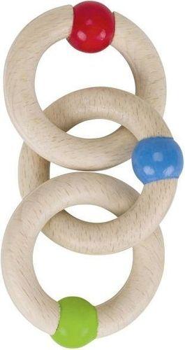 Heimess Zabawka do rączki - pierścienie dotykowe