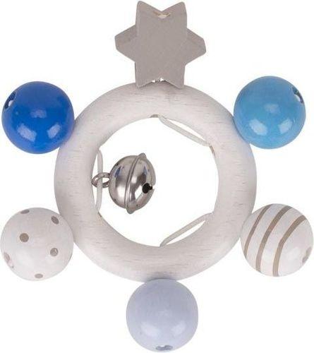 Heimess Pierścień dotykowy szaro-niebieski