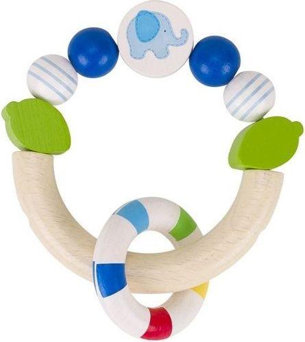 Heimess Pierścień dotykowy Słonik niebieski
