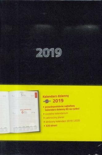 Avanti Kalendarz Dzienny 2019 Ekonomiczny (KK-A5DE)