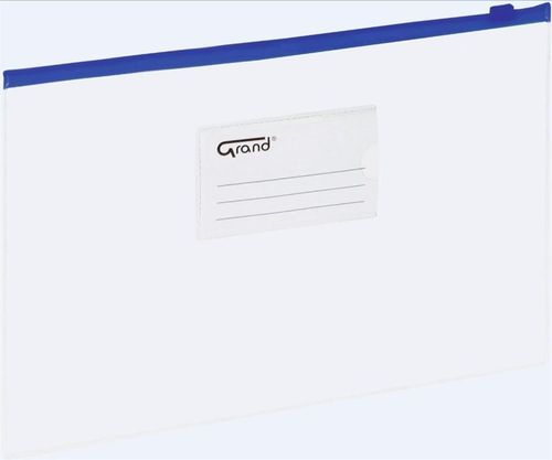 Grand Koperta A5 na dokumenty struna niebieska GRAND