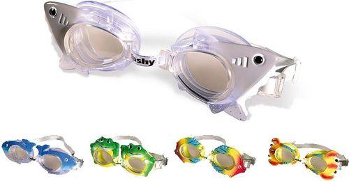 Fashy Okulary Do Pływania Kids Ocean