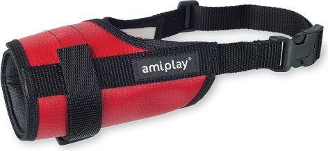 Ami Play Kaganiec Air N1 Yorkshire Terrier Czerwony