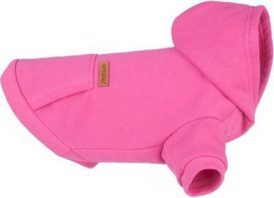 Ami Play Bluza z kapturem Texsas 25 cm Chihuahua Różowa