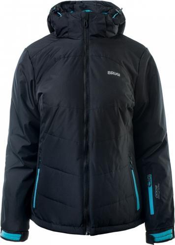 Brugi Kurtka narciarska damska black r. S (2AJS-500)