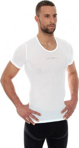 Brubeck Koszulka męska biała r. XL (SS10540)