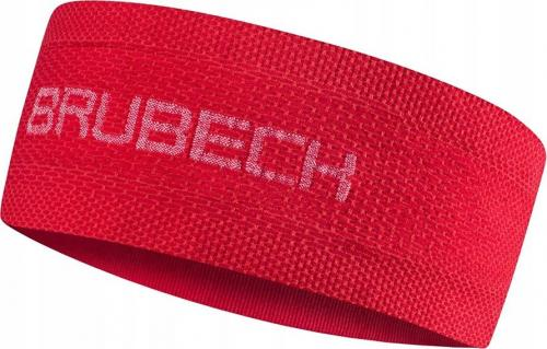 Brubeck Opaska 3D PRO czerwona r. L/XL (BD10050)