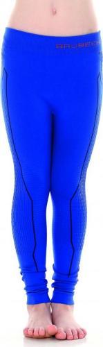 Brubeck Spodnie dziecięce Thermo Junior niebieskie r. 152/158 (LE12090)