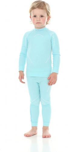 Brubeck Bluza dziewczęca Thermo Ls13670 niebieska r. 92/98 (P-BRU-THERMO17-LS13670-598-{1}92/98)