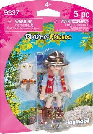 Playmobil Strażniczka parku (9337)