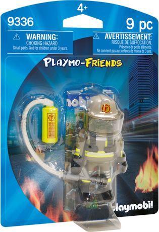 Playmobil Strażak