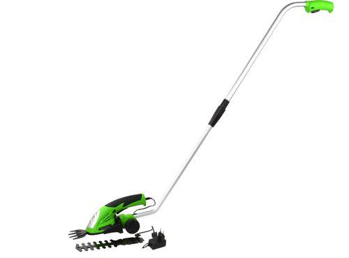 GEKO Nożyce akumulatorowe do trawy/krzewów 3.6V z rączką (G83013)