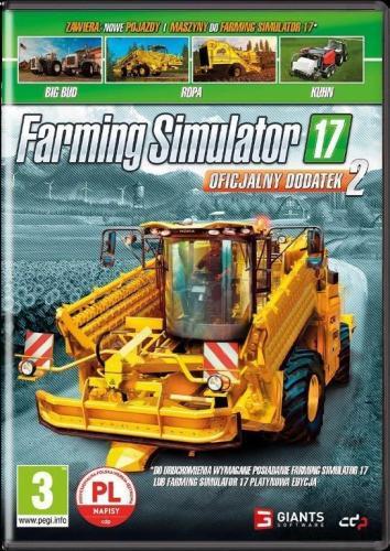 Farming Simulator 17  Oficjalny Dodatek 2