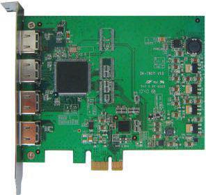 Karta przechwytująca 4xHDMI  DK-7801  DM626 v2