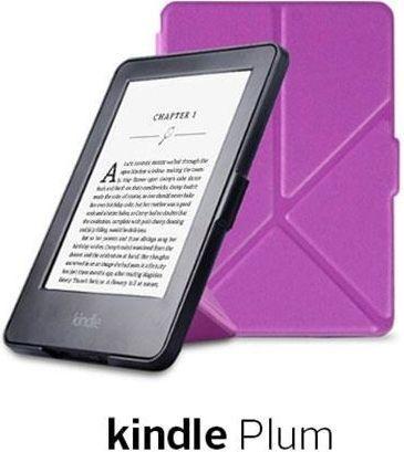 Pokrowiec Etui Origami Case Kindle Paperwhite 1/2/3 - Violet