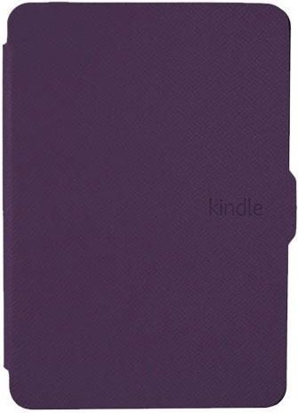 Pokrowiec Etui Book Cover Kindle Paperwhite 1/2/3 - Violet