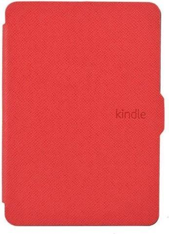 Pokrowiec Etui Book Cover Kindle Paperwhite 1/2/3 - Red