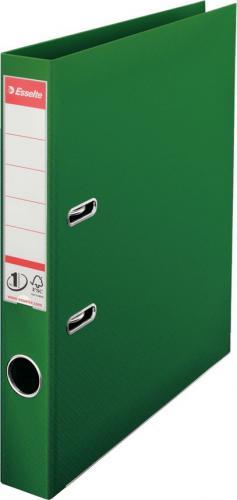 Segregator Esselte No.1 dźwigniowy A4 50mm zielony (811460)