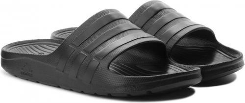 Adidas Klapki męskie Duramo Slide czarne r. 40.5