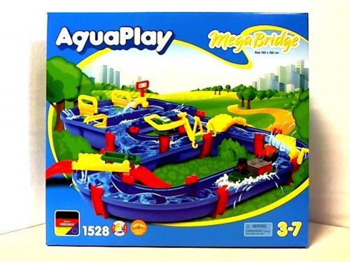 Big AquaPlay MegaBridge water toy