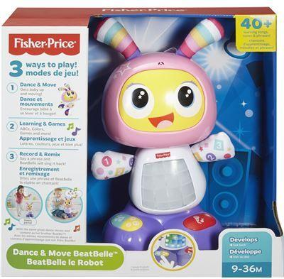 Fisher Price Dance BeatBelle