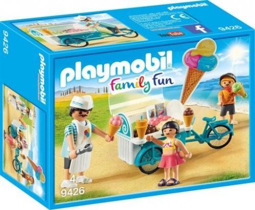 Playmobil Ice Cream Parlor