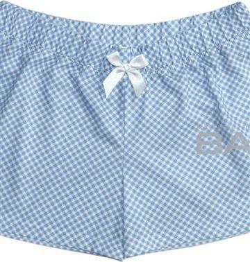 Babella Spodenki damskie Sweet 3091-2 błękitne r. XL